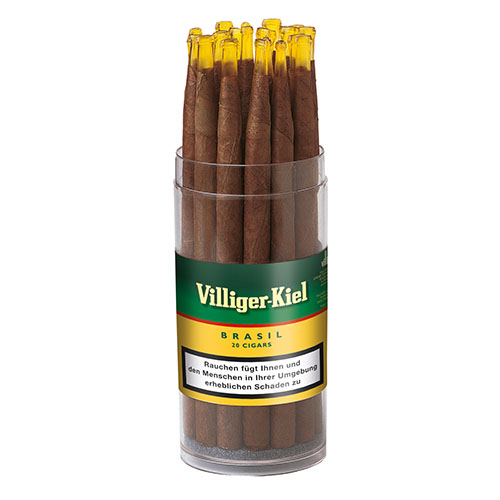 Zigarillos villiger kiel brasil 20 st ck tabak b rse24 for Butlers kiel