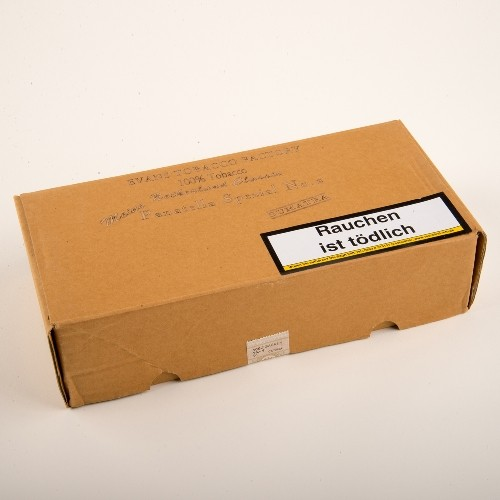 Tobacco Factory Meine Panatela No.2 Special 100 Zigarren