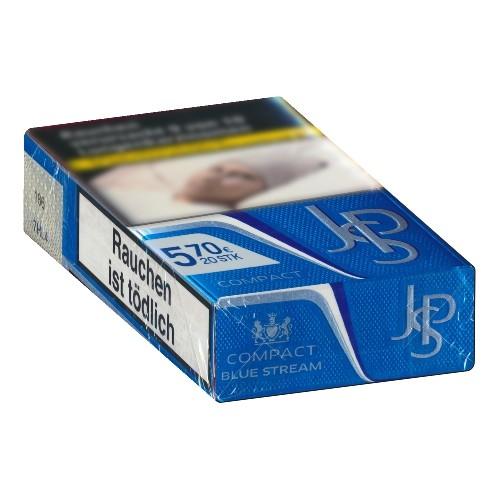 JPS Blue Stream Compact Zigaretten (10x20)
