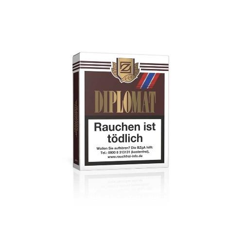 Diplomat Sumatra 10 Zigarillos