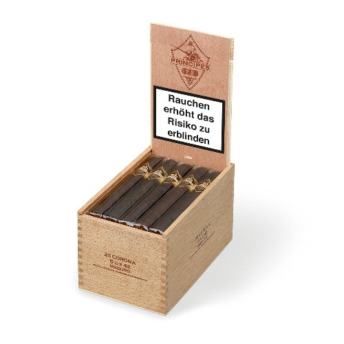 La Aurora Principes Maduro Petit Corona 25 Zigarren