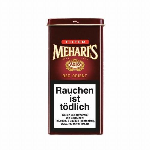 Agio Mehari's Filter Red Orient 5 Zigarillos