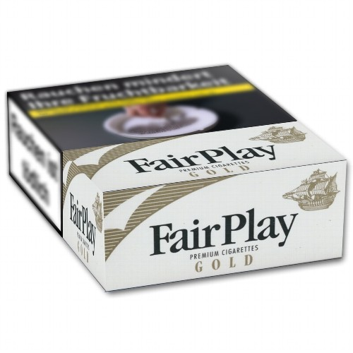 Fair Play Zigaretten Gold Maxi Pack (8x29)