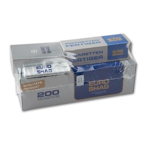 Zigarettenstopfer-Starterset Euro Shag 4-teilig