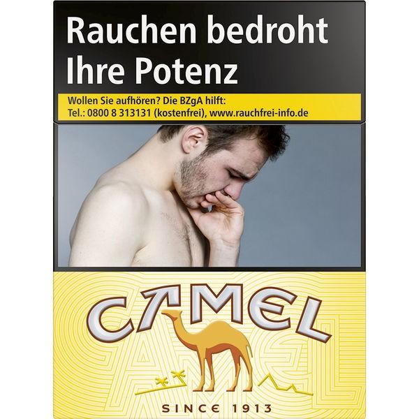 Camel Zigaretten Yellow Filter (8x26)