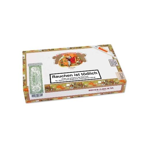 Romeo y Julieta Cedros de Luxe No.3 25 Zigarren