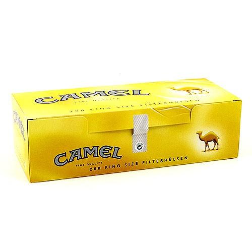 Camel King Size Zigarettenhülsen 10.000 Stück
