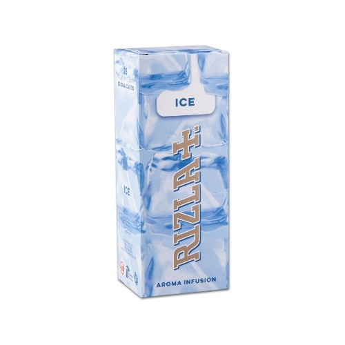 25 Stück RIZLA Aroma Card Ice