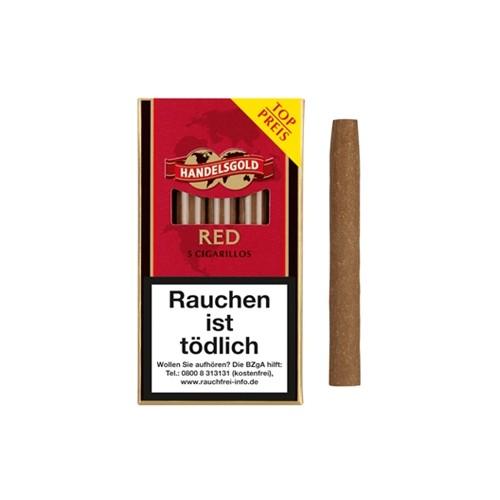 Handelsgold Red 5 Zigarillos