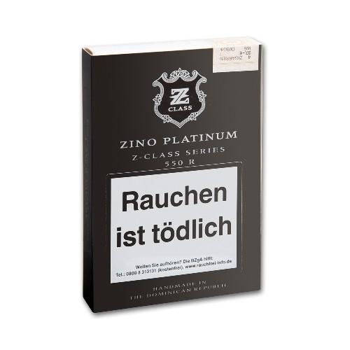 Zino Platinum Z Class Series Robusto 4 Zigarren