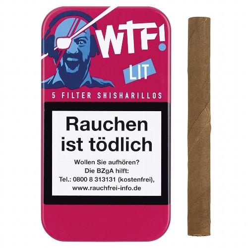 WTF! Lit 5 Zigarillos