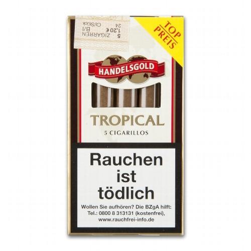Handelsgold Tropical 5 Zigarillos