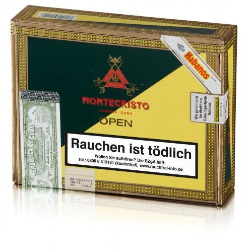 Montecristo Open Regata 20 Zigarren