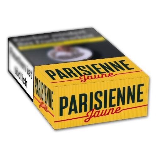 Parisienne Zigaretten Jaune (10x20)