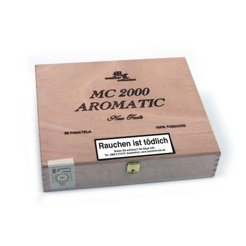 MC 2000 Aromatic Tubos 20 Zigarren