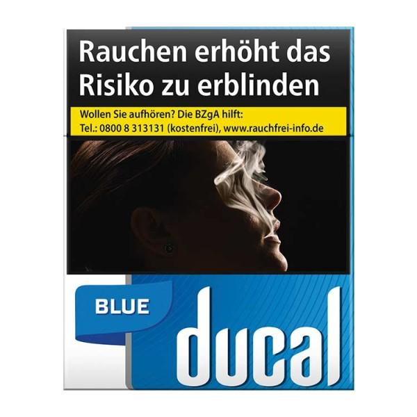 Ducal Zigaretten Blue Big Pack (8x22)