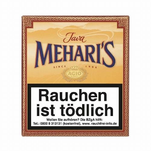 Agio Mehari's Java 20 Zigarillos