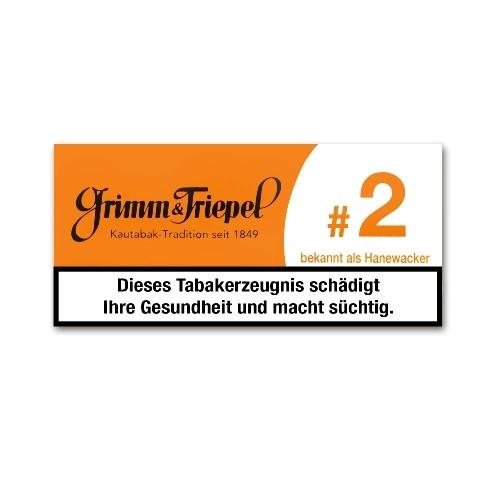 Kautatbak Grimm & Triepel No 2
