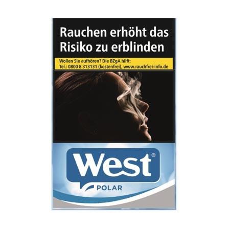 WEST Zigaretten Polar (10x20)