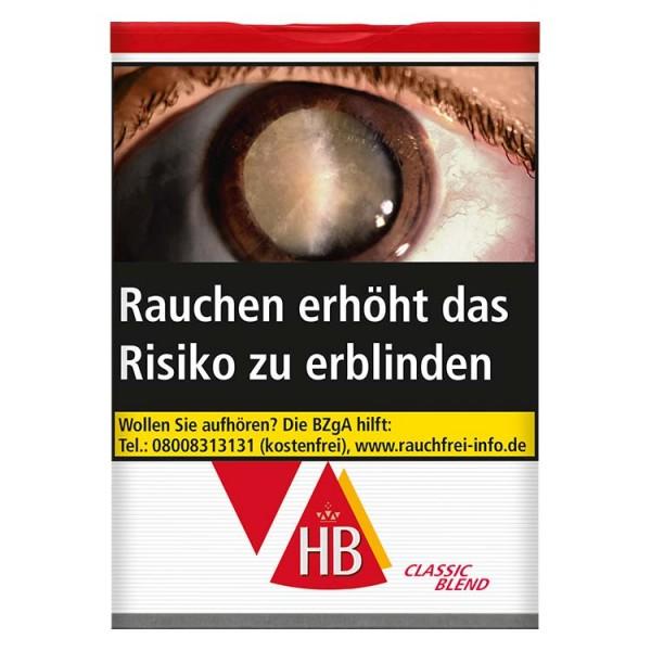HB Classic Blend Zigarettentabak 85 Gramm ( Dose )