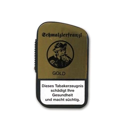 Schmalzlerfranzl Gold Schnupftabak 10 Gramm