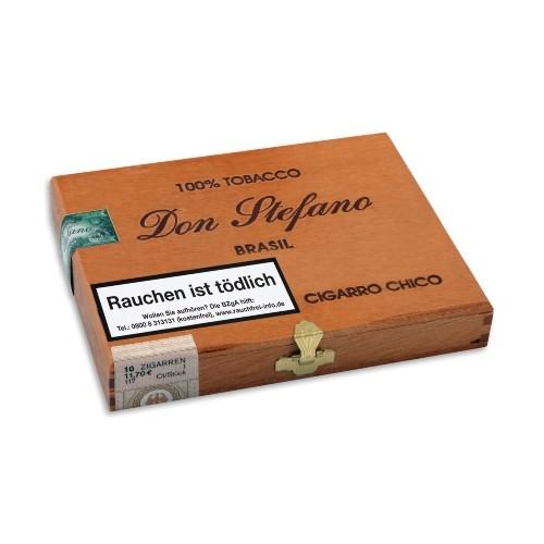 Don Stefano Chico Brasil 10 Zigarren
