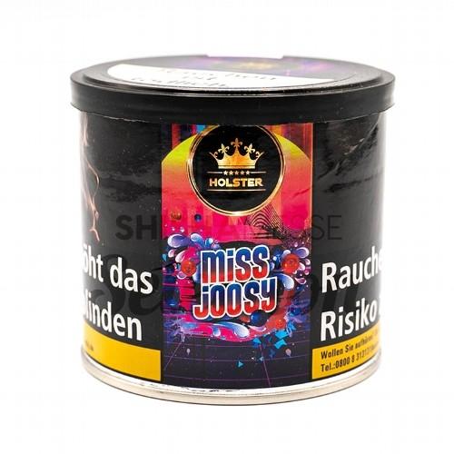 HOLSTER Shisha Miss Joosy (Himbeere, Erdbeere) 200 Gramm