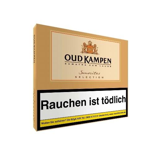 Oud Kampen Senoritas Selection Sumatra 10 Zigarillos