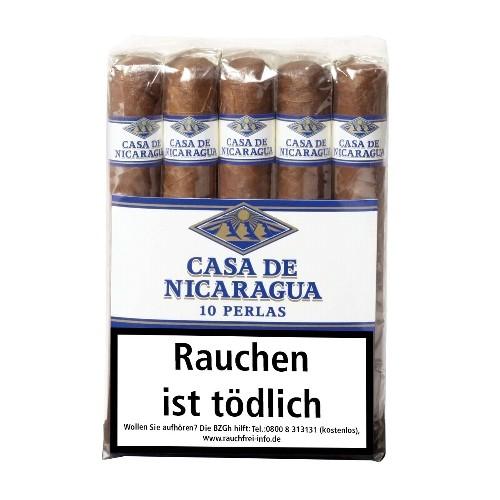 Casa de Nicaragua Perla Bundle 10 Zigarren