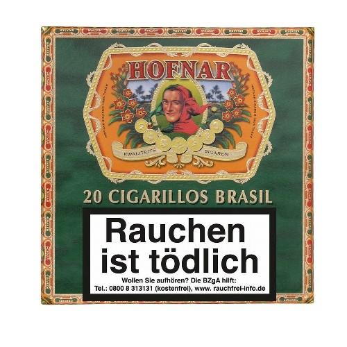 Hofnar Brasil 20 Zigarillos