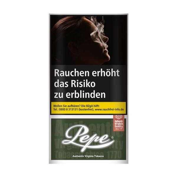 Pepe Zigarettentabak Dark Green 30 Gramm