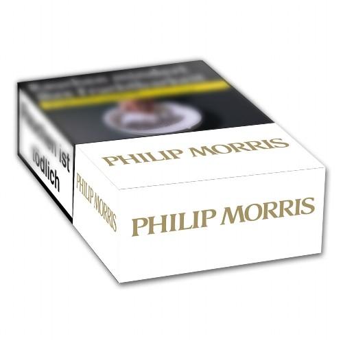 Zigaretten Philip Morris White (10x20)