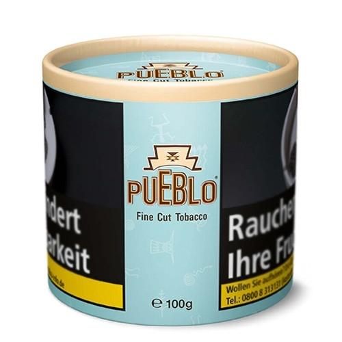 Pueblo Zigarettentabak Blue Fine Cut 100 Gramm