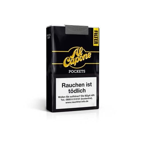 Al Capone Pockets Filter Softpack 10 Zigarillos