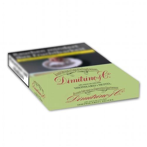 Dimitrino Shepheards Zigaretten Hotel Filter King Size 10x20