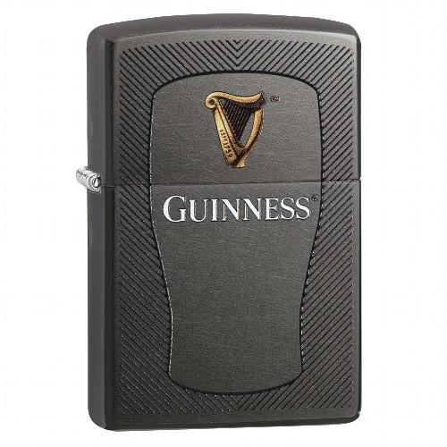 Zippo Gray Dusk Guinness 60003927