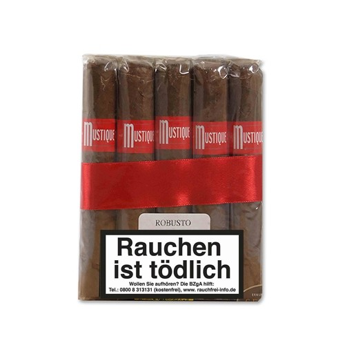 Mustique Red Robusto Bundle 10 Zigarren