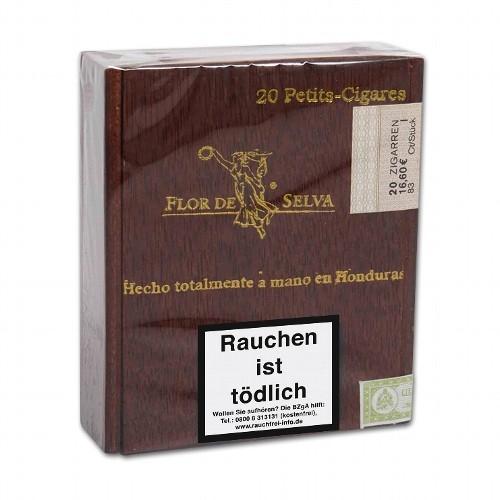 Flor de Selva Petits-Cigares 20 Zigarren