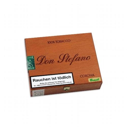 Don Stefano Corona Brasil 20 Zigarren