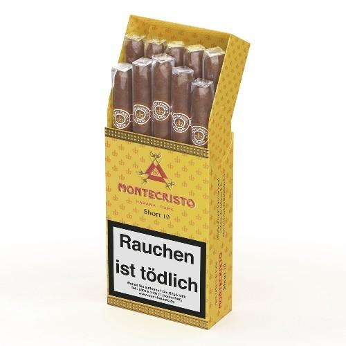 MONTECRISTO Short 10 Zigarren