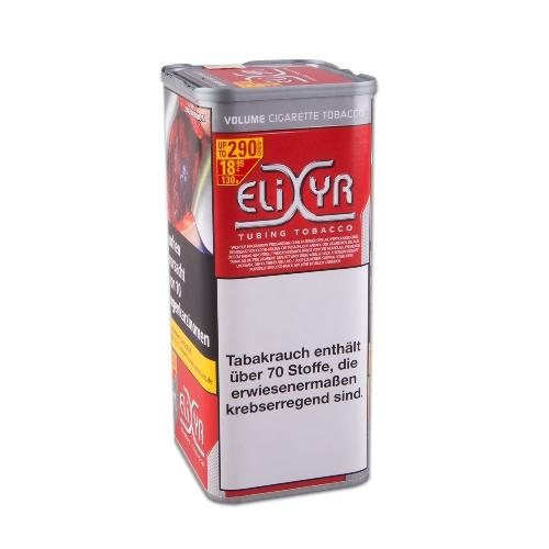 Elixyr Volumen Red 130 Gramm Zigarettentabak   TABAK ...