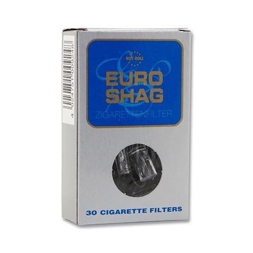 Filteraufsatz für Zigaretten Euro Shag Packung à 30 Stück