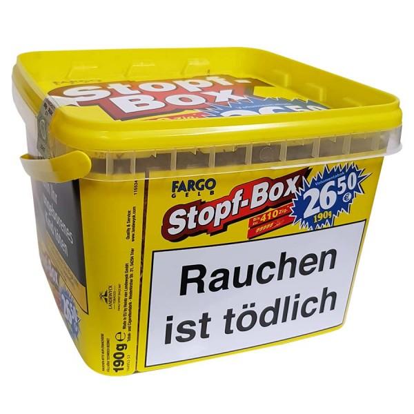 Zigarettentabak Fargo Stopf-Box