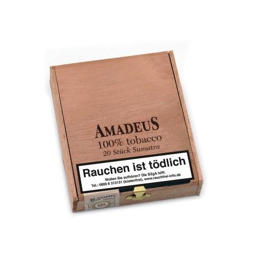 Amadeus Sumatra 20 Zigarillos