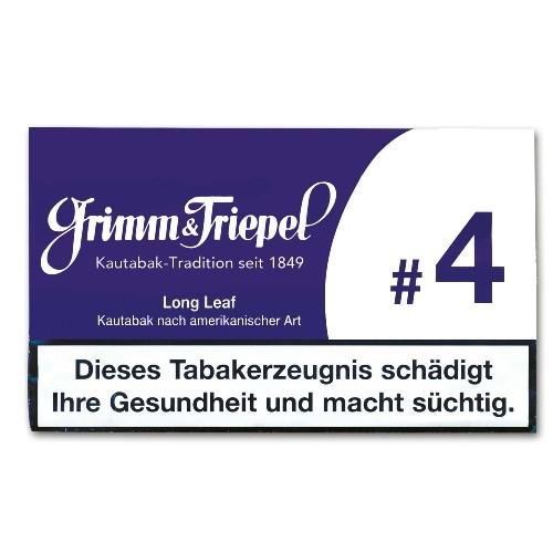 Kautatbak Grimm & Triepel No 4