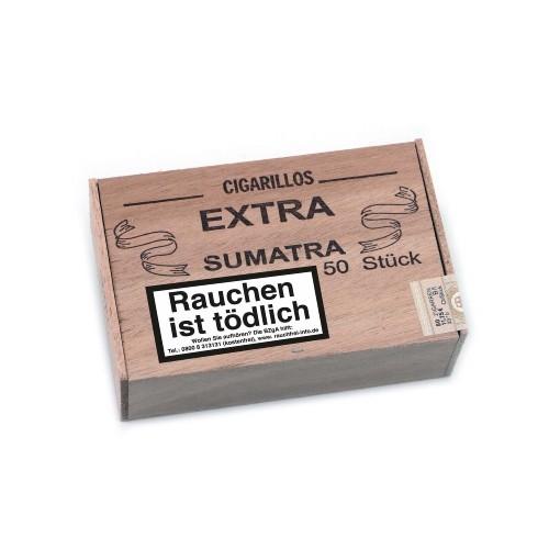 Extra Sumatra 50 Zigarillos