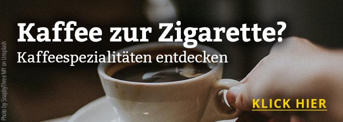 Kaffeespezialitäten bei TABAK-BÖRSE24.de