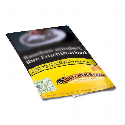 Zigarettentabak Old Holborn Yellow 35 Gramm