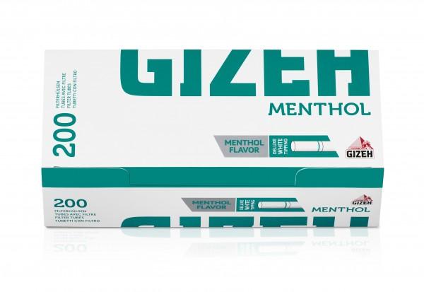 Zigarettenhülsen Mentho Tip King Size 1.000 Stück