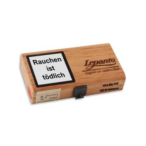 Lepanto No.711 Sumatra 10 Zigarillos